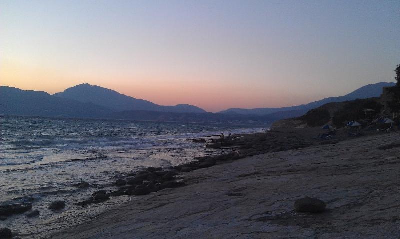 Strand von Kalamaki