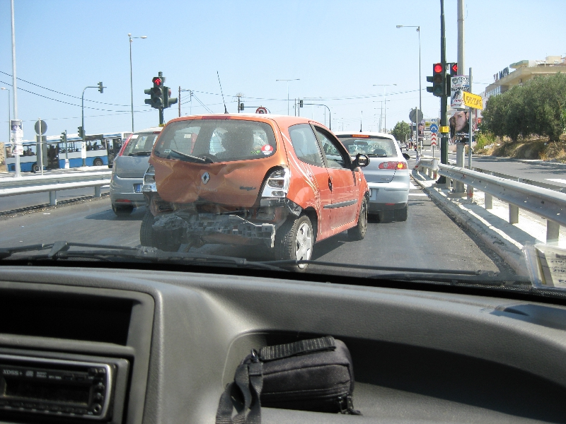 Auto in Heraklion