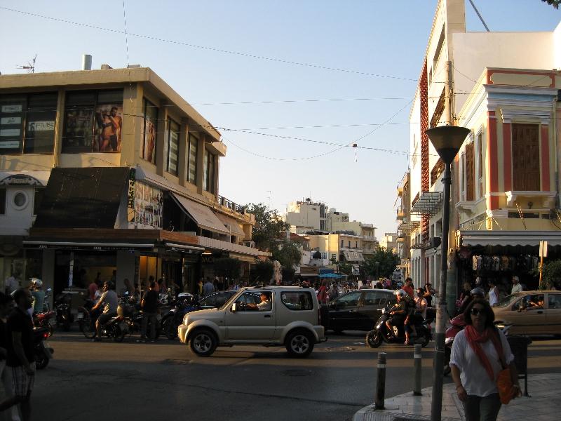 Innenstadt Heraklion