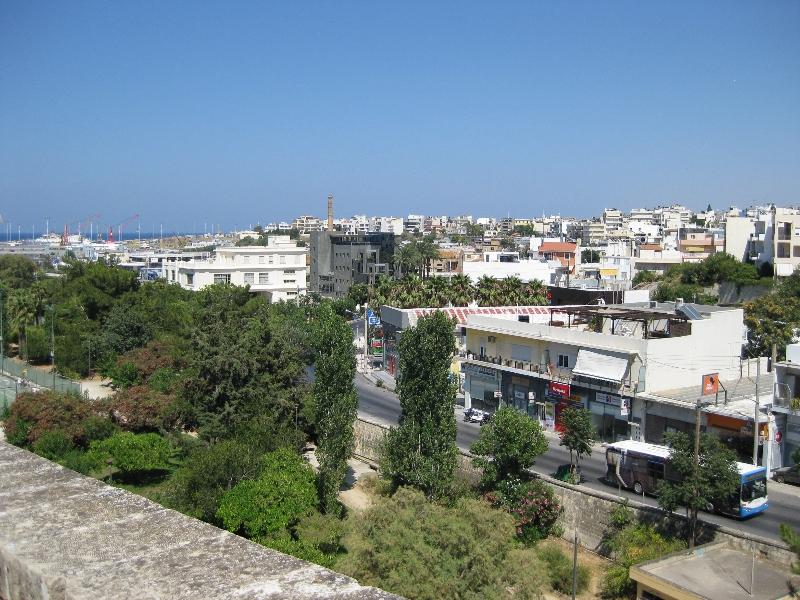 Heraklion mit Port